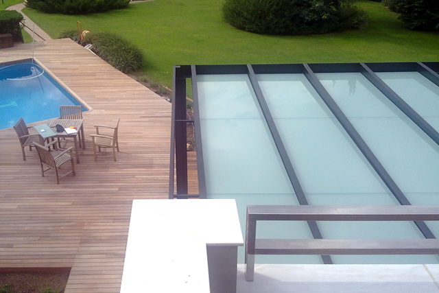 Techos de vidrio y claraboyas deco art cristalleries for Claraboyas para techos